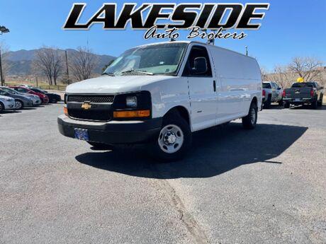 2017 Chevrolet Express 2500 Ext Cargo Duramax Colorado Springs CO