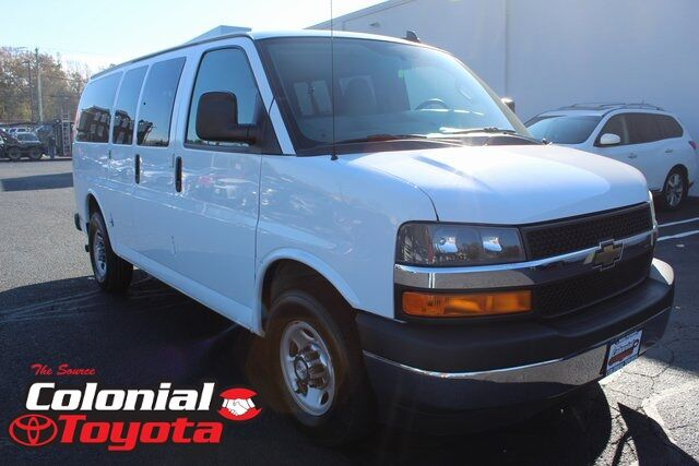 2017 Chevrolet Express 2500 LT Milford CT