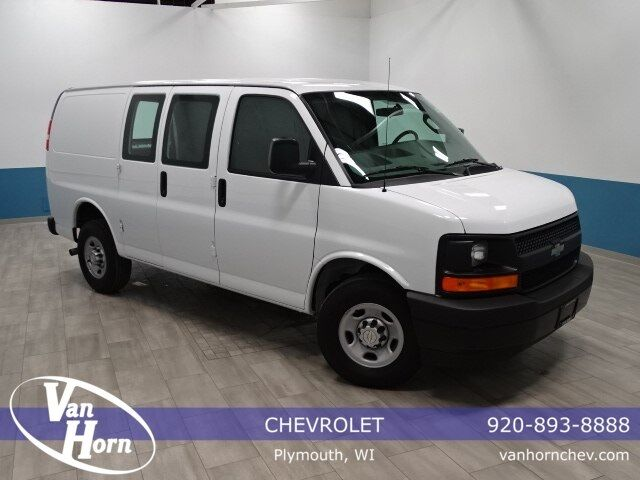 2017 Chevrolet Express 2500 Work Van Plymouth WI