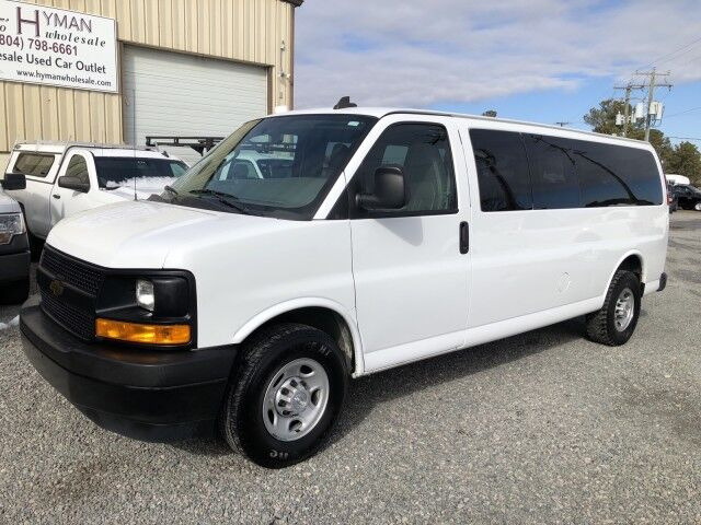 2017 Chevrolet Express 3500 Extended 15-Passenger LS LS Ashland VA