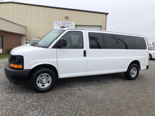 2017 Chevrolet Express 3500 Extended LS 15-Passenger Van LS Ashland VA