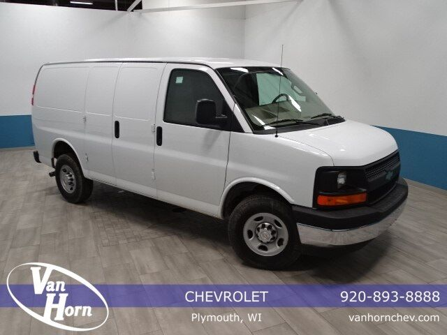 2017 Chevrolet Express 3500 Work Van Plymouth WI