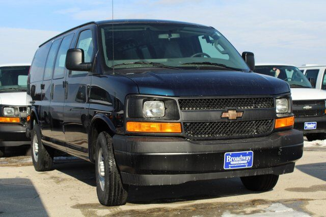 2017 Chevrolet Express Cargo Van CARGO Green Bay WI
