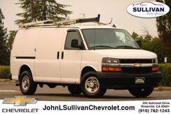 2017_Chevrolet_Express Cargo Van_Work Van_ Roseville CA