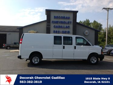 2017_Chevrolet_Express Cargo Van__ Decorah IA