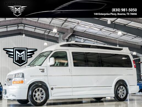 2017 Chevrolet Express Explorer Conversion  Boerne TX