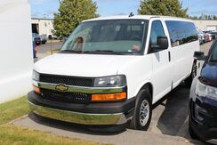 2017_Chevrolet_Express Passenger_LT_ Brewer ME