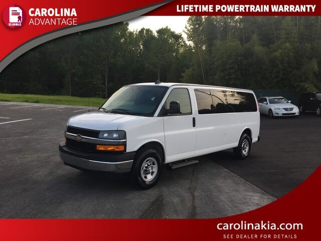 2017 Chevrolet Express Passenger LT High Point NC