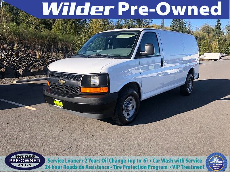 2017 Chevrolet Express Van