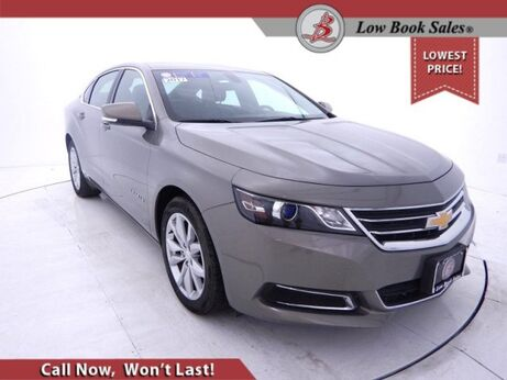 2017_Chevrolet_IMPALA_LT_ Salt Lake City UT