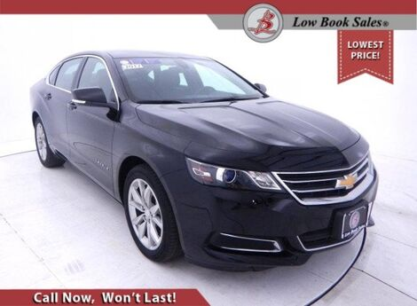 2017 Chevrolet IMPALA LT Salt Lake City UT