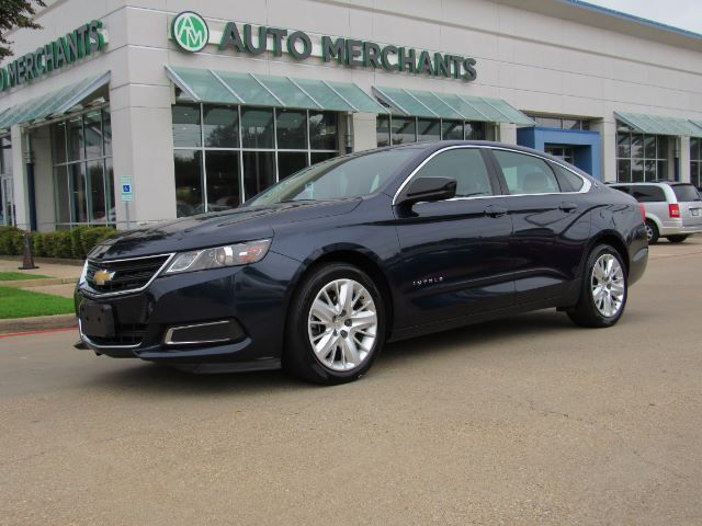 2017 Chevrolet Impala LS Fleet BLUETOOTH, SAT RADIO, AUX INPUT, CLOTH SEATS, CRUISE Plano TX
