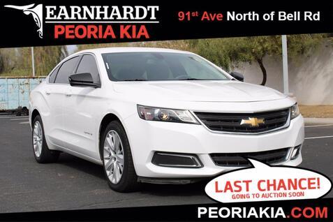 2017_Chevrolet_Impala_LS_ Peoria AZ