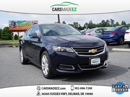2017_Chevrolet_Impala_LT_ Delmar DE