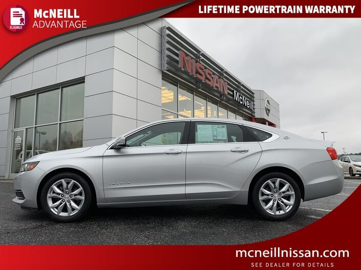 2017 Chevrolet Impala LT High Point NC
