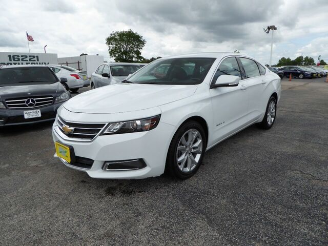 2017 Chevrolet Impala LT Houston TX