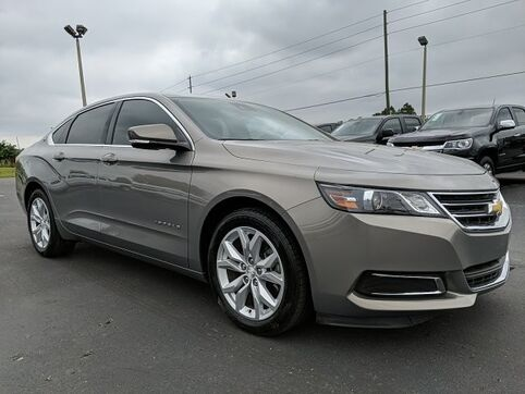2017_Chevrolet_Impala_LT_ Lakeland FL