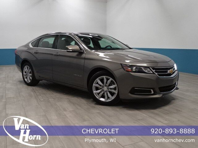 2017 Chevrolet Impala LT Plymouth WI