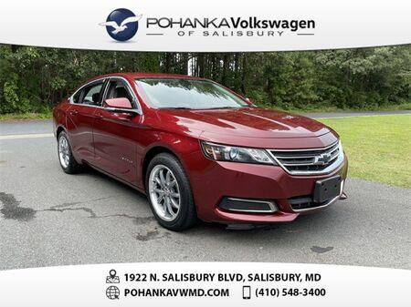2017_Chevrolet_Impala_LT_ Salisbury MD
