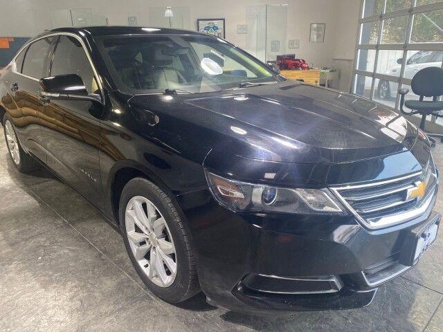 2017_Chevrolet_Impala_LT_ San Jose CA