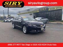2017_Chevrolet_Impala_Premier_ San Diego CA