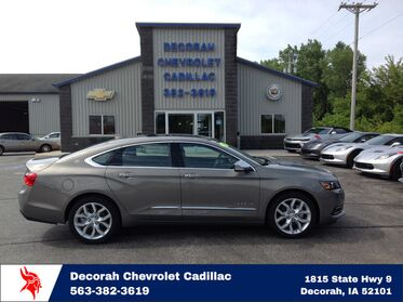 2017_Chevrolet_Impala_Premier_ Decorah IA