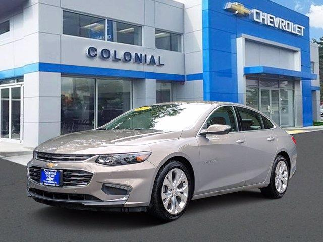 2017 Chevrolet Malibu 4dr Sdn Premier w/2LZ North Dartmouth MA