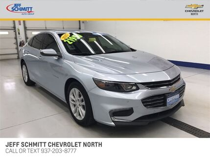 2017_Chevrolet_Malibu_Hybrid_ Dayton area OH
