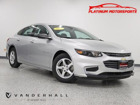 2017_Chevrolet_Malibu_LS 1 Owner Rear Camera_ Hickory Hills IL