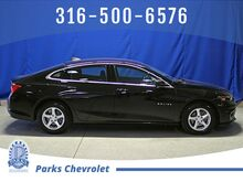 2017_Chevrolet_Malibu_LS_ Wichita KS