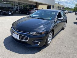 2017_Chevrolet_Malibu_LS_ Cleveland OH