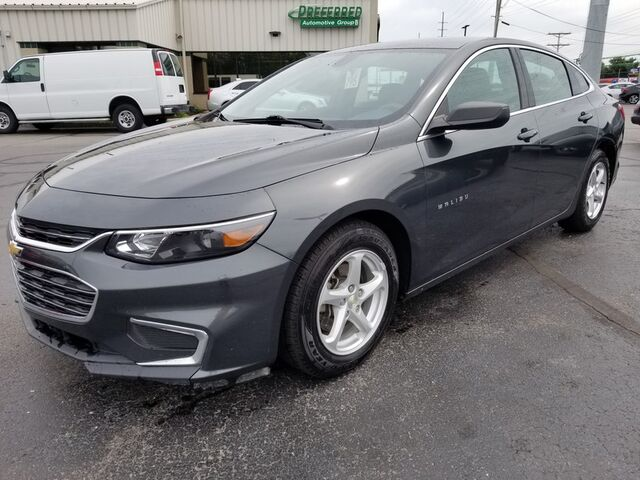 2017 Chevrolet Malibu LS Fort Wayne Auburn and Kendallville IN