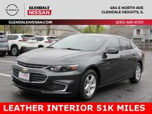 2017_Chevrolet_Malibu_LS_ Glendale Heights IL