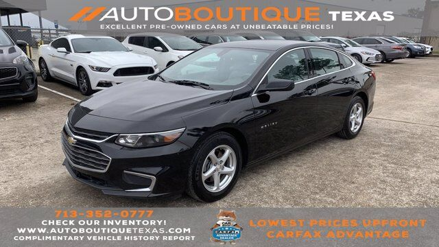 2017 Chevrolet Malibu LS Houston TX