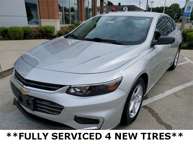 2017 Chevrolet Malibu LS Mayfield Village OH