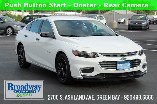 2017 Chevrolet Malibu LT 1LT Green Bay WI