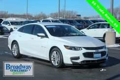 2017_Chevrolet_Malibu_LT 1LT_ Green Bay WI
