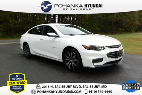 2017_Chevrolet_Malibu_LT 1LT **ONE OWNER**_ Salisbury MD