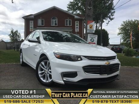 2017 Chevrolet Malibu LT-$65Wk-Backup-NewTires-PwrGroup-WifiCapable London ON