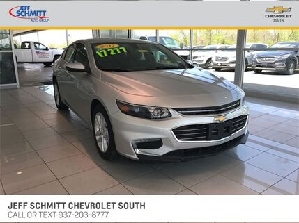 2017_Chevrolet_Malibu_LT_ Dayton area OH
