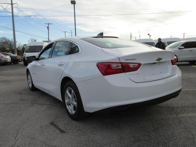 2017 Chevrolet Malibu LT Dallas TX