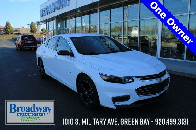 2017 Chevrolet Malibu LT Green Bay WI
