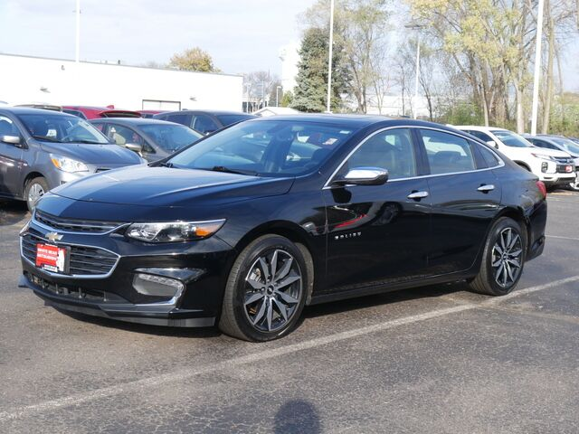 2017 Chevrolet Malibu LT Inver Grove Heights MN