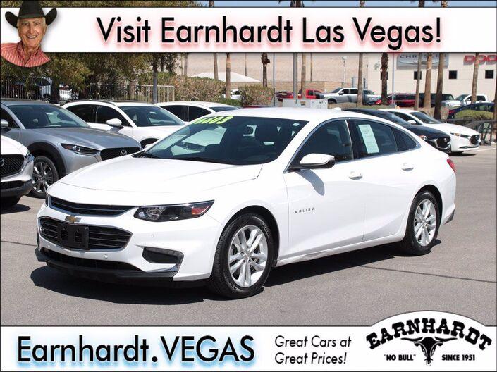2017 Chevrolet Malibu LT Las Vegas NV