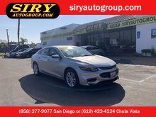 2017_Chevrolet_Malibu_LT_ San Diego CA