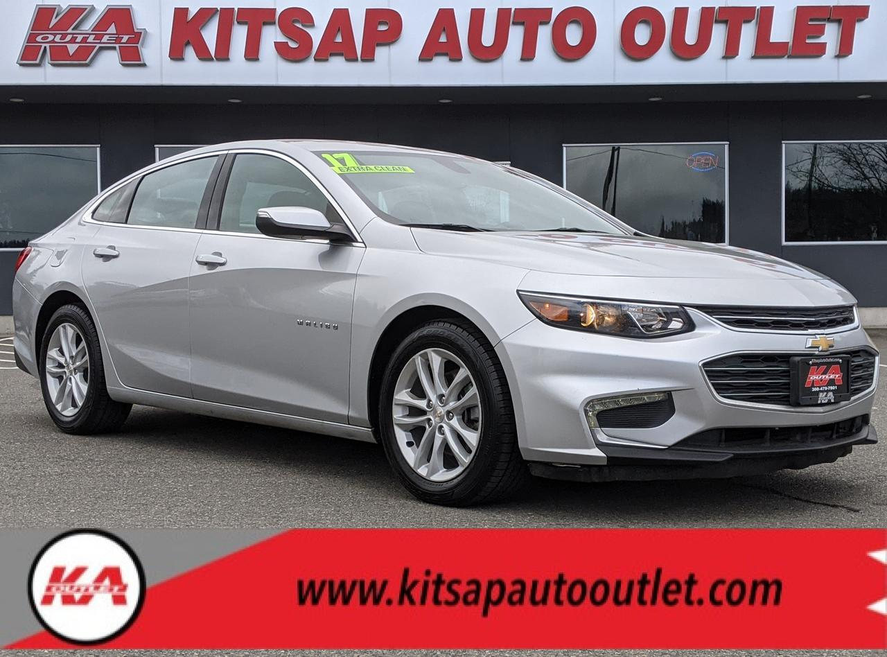 2017 Chevrolet Malibu LT Sedan 4D Port Orchard WA