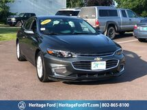 2017 Chevrolet Malibu LT South Burlington VT