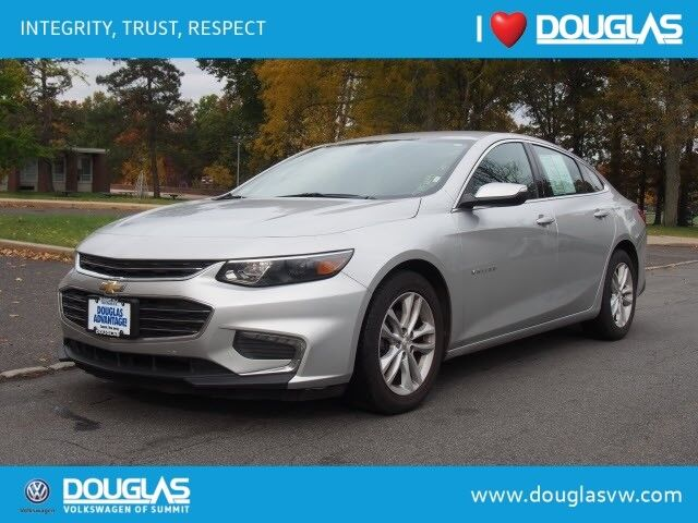 2017 Chevrolet Malibu LT Summit NJ