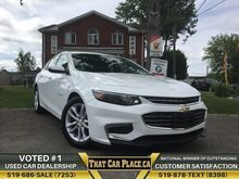 2017_Chevrolet_Malibu_LT|$65Wk|Backup|NewTires|PwrGroup|WifiCapable|Apple&AndroidCarplay_ London ON