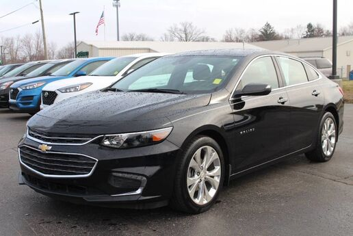 2017 Chevrolet Malibu Premier Fort Wayne Auburn and Kendallville IN